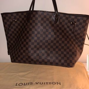 Louis Vitton Neverfull GM